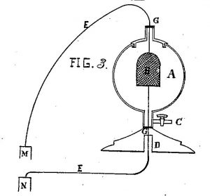 Woodward electric light bulb Patent
